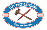 City Auctioneering logo