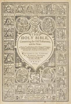 Lot 309 - Bible [English]. The Holy Bible, Containing the Old Testament, and the New: Newly Translated out