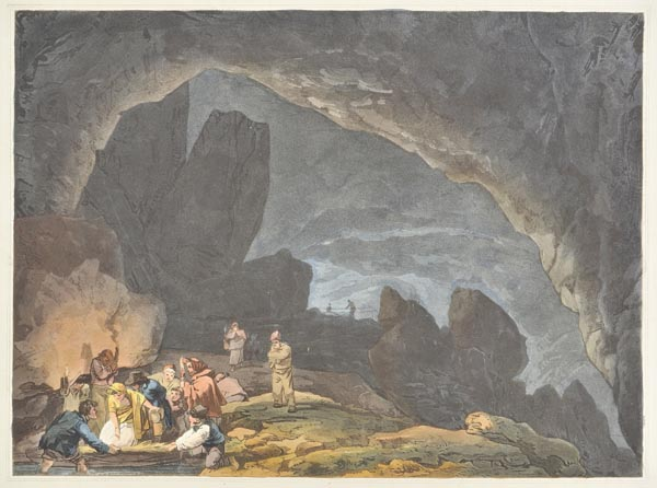 Lot 74 - Loutherbourg (P.J. de). The Romantic and Picturesque Scenery of England and Wales. From Drawings