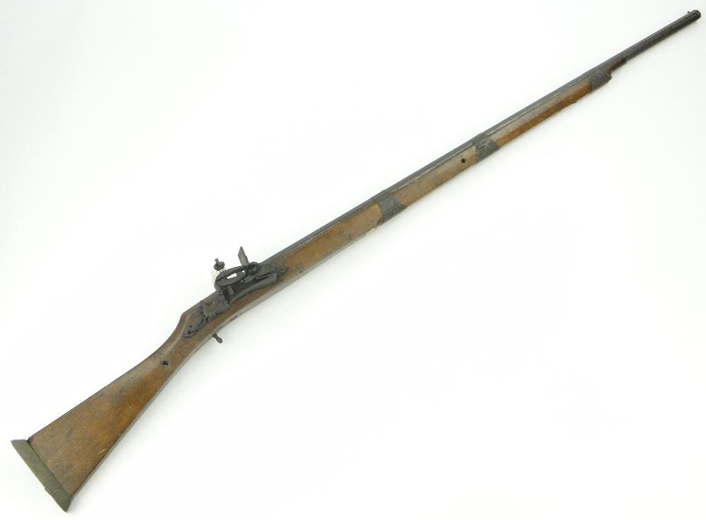 Lot 247 - A North African camel gun circa 1850.