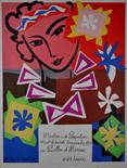 Lot 414 - After Henri Matisse (French, 1869-1954)`Madame de Pompadour reçoit le Mardi 20 Novembre 1951 au