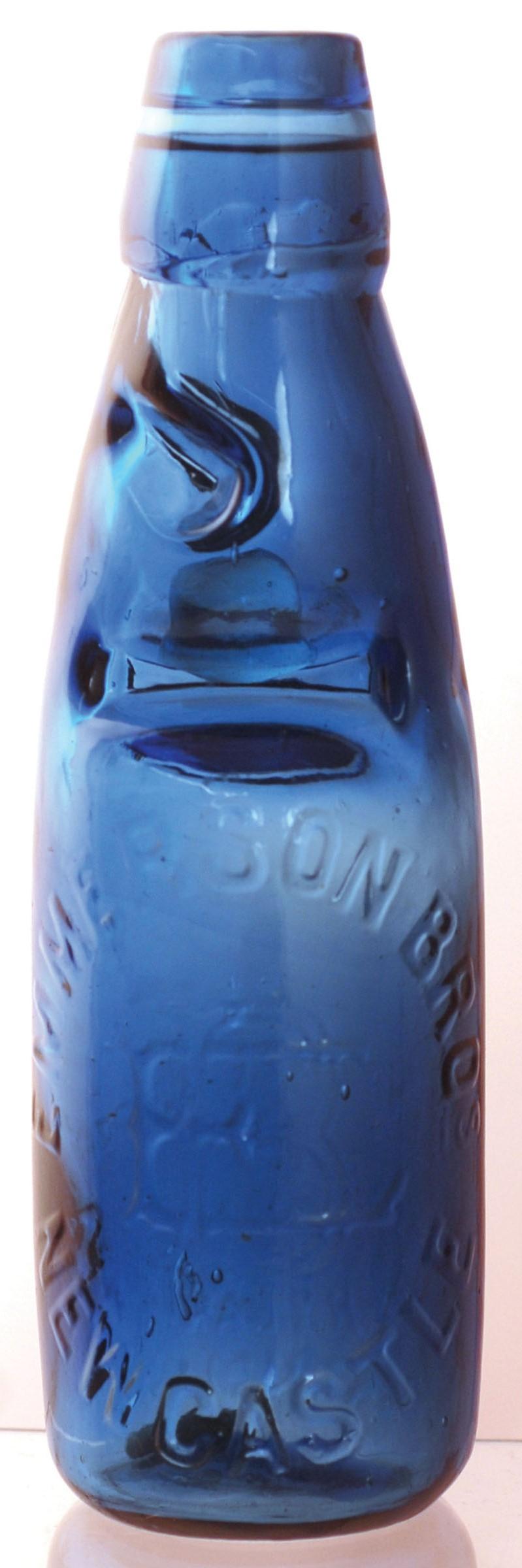Antique Codd Bottles