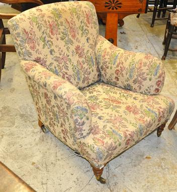 Howard and Sons Armchair @ John Nicholsons