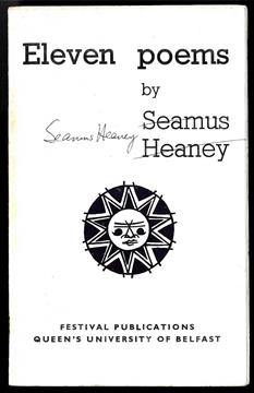 Seamus Heaney eleven poems