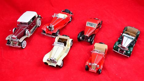 Franklin Mint Diecast Cars Price Guide