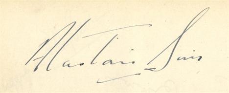 AUTOGRAPH ALBUM: An autograph album containing over 100