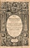 Lotto 559 - Egitto Valeriano, Pierio.  Les Hierogliyphiques de Ian-Pierre Valerian vulgarment nomme Pierius …
