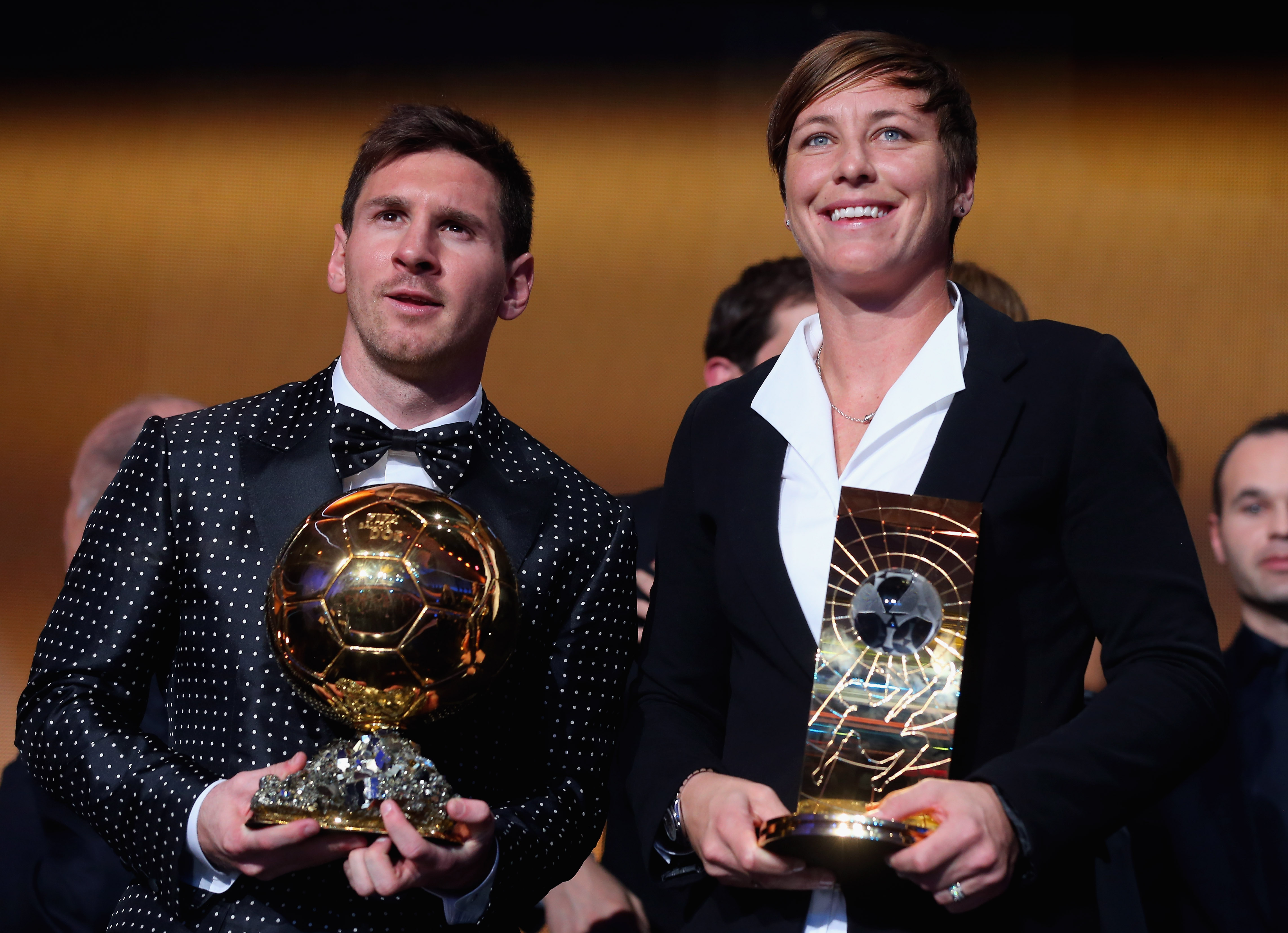 Lot 2 - FIFA Ballon d'Or Awards in Zurich - Two VIP All Inclusive GALA DINNER AWARDS Tickets as Guests of