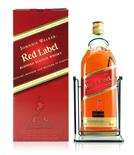 "Lot 113 - Johnnie Walker Red Label.  A  4.5 litre bottle of Johnnie Walker""s Red Label. This classic drink"