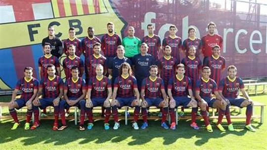 Lot 204 - FC Barcelona Watch Training and Game Experience. A once in a lifetime opportunity for two people