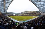 Lot 205 - Brighton and Hove Albion Match day. You and a guest have the fabulous opportunity to win a VIP